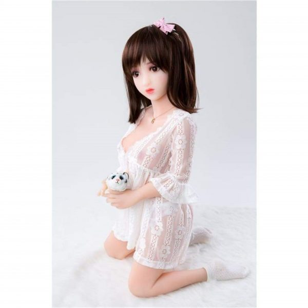 Lolita Silicone Asian Japanese Solid Love Doll
