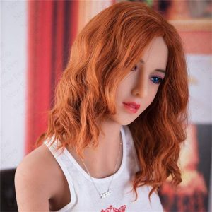 Silicone Japanese Sex Doll Small Breast Solid 4ft 10in (148cm)