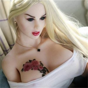 Big Boom Blonde Realistic Hot Lady Japanese Sex Doll