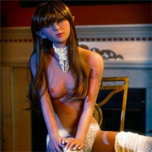 Flat Chest Hot Lady Japanese Sex Doll 5ft 2in (158cm)