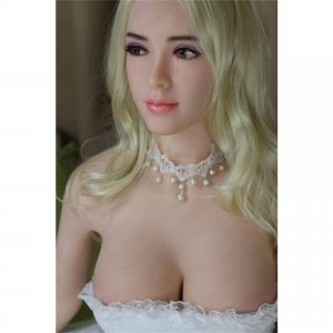 Big Boom Blonde Hot Lady Silicone Japanese Sex Doll 5ft 2in (158cm)