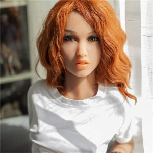Red Head Japanese Small Breast Sex Doll 5ft 2in (158cm)