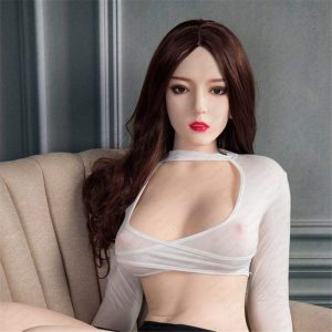Hot Lady Medium Breast Silicone Sex Dolls 4ft 7in (140cm)
