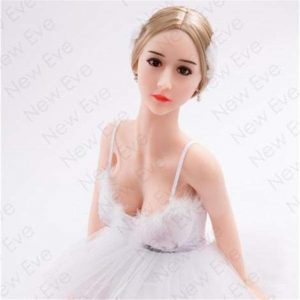Blonde Japanese Medium Breast Love Dolls 4ft 7in (140cm)