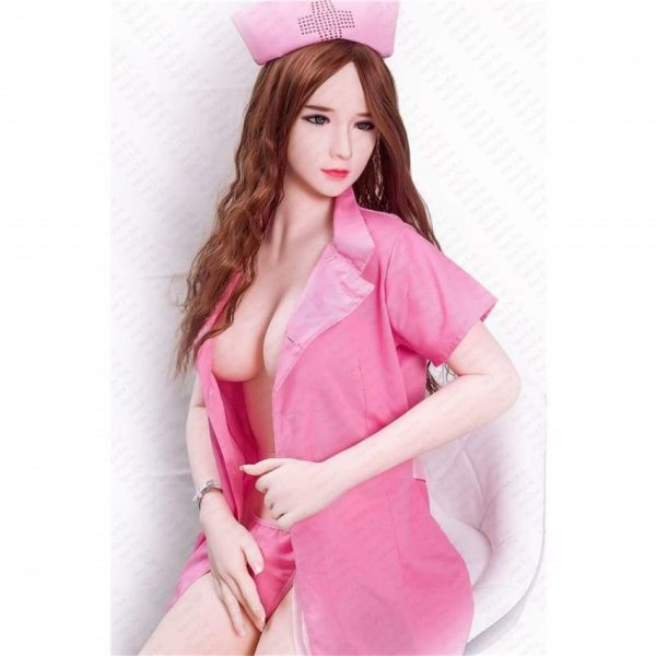 Real Silicone A19 Asian Japanese Sex Doll 4ft 7in (140cm)