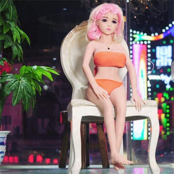 Japanese Small Breast Realistic Real Sex Dolls Solid