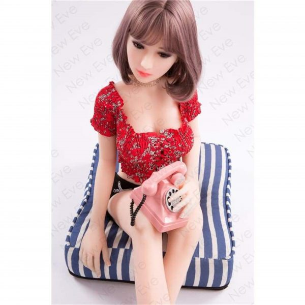 Japanese Real Life Silicone Sex Dolls 4ft 7in (140cm)