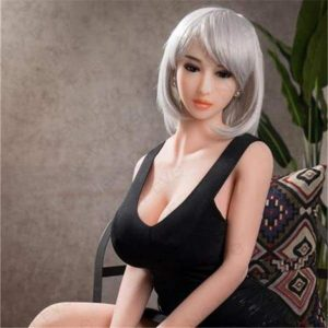 Big Boom Japanese Sex Doll Silicone 4ft 7in (140cm)