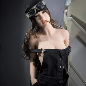 Flat Chest Mixed-blood Real Life Sex Doll 5ft 2in (158cm)