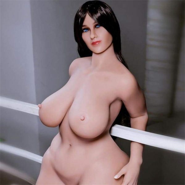 Chubby & Big Ass Hot Lady Mixed-blood Silicone Love Doll 5ft 2in (158cm)