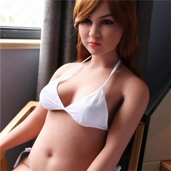Small Breast Japanese Solid Sex Doll 5ft 2in (158cm)