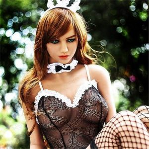 5ft 4in (165cm) Sex Doll Red Head Small Breast Japanese Sex Doll