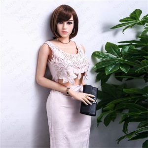 Hot Lady Mixed-blood Real Life Sex Doll 5ft 4in (165cm)