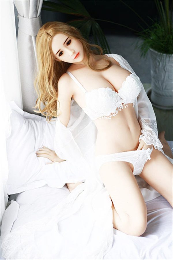 Japanese Medium Breast Mixed-blood Silicone Love Doll 5ft 4in (165cm)