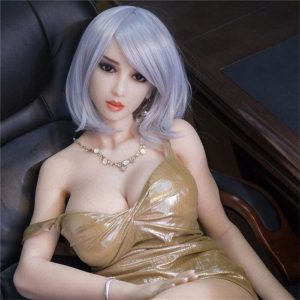 5ft 4in (165cm) Asian Big Boom Sex Doll Hot Lady Silicone Love Doll