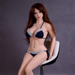 5ft 6in (168cm) Asian Sex Doll School Girl Silicone Love Doll