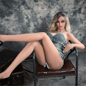 5ft 6in (168cm) Big Boom Sex Doll Hot Lady Silicone Love Doll