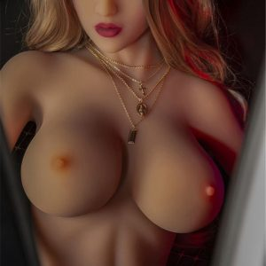 Big Chest Anal Oral Sex Doll 165cm With Vaginal