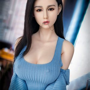 143cm Asian Style Head Tpe Sex Dolls E Cup Silicone