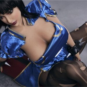 5.18 Ft H Cup From Classic Game Character Bbw Sex Doll