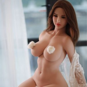 Big Breasts Flexible Tpe Material Realistic Love Doll