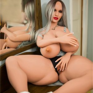 4.79ft Huge Boobs Realistic TPE Sex Doll Tight Pussy