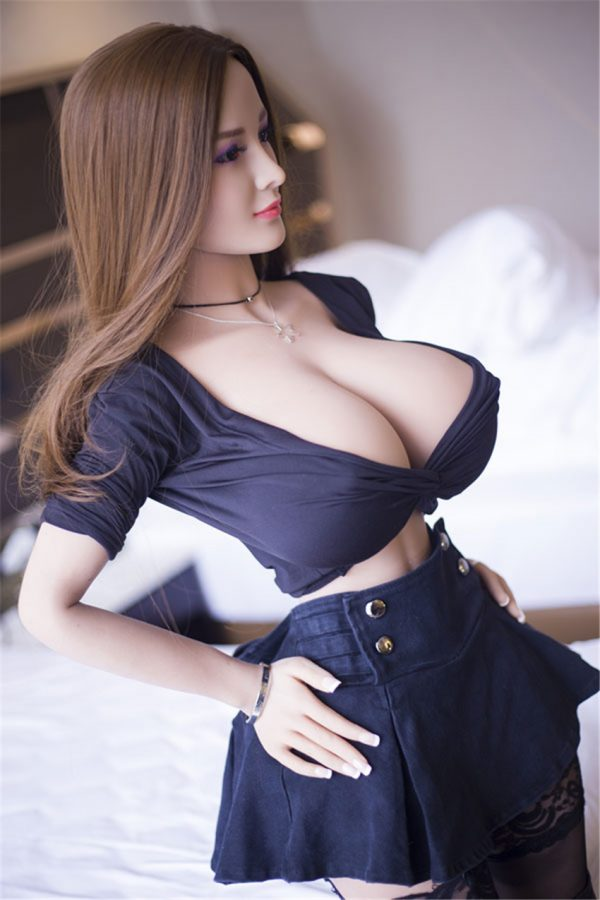 Thin Waist Sexy Tpe Doll 155cm G Cup Dolls Huge Breasts