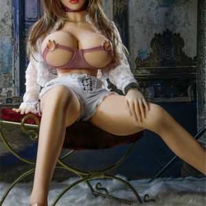 153cm Big Breasts Solid Sex Doll Luxury Small Vagina Virgin