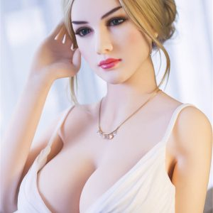 163cm Chinese G Cup Blonde Big Chest Doll