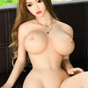 158cm Sexy Cheap Silicone Sexe Dolls D Cup Curvy Big Ass