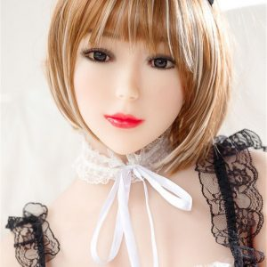 141cm Breasts Silicone Doll Sexy Japanese Maid Medium