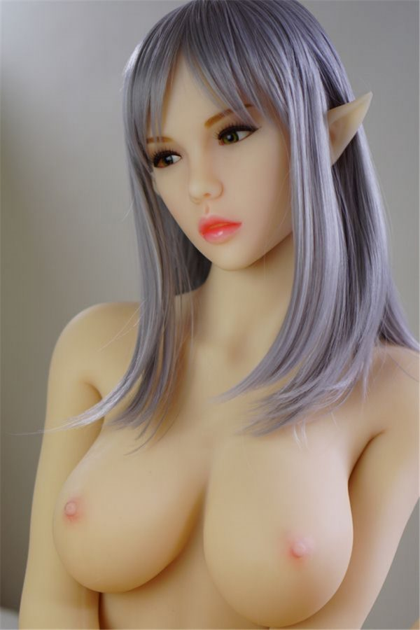 146cm Silicone Young Girl Sexy Sex Dolls B Cup Elf