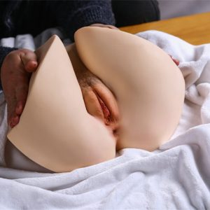 Big Ass Classic Beauty Sexy Torso Vagina Silicone Love Doll
