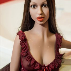 155cm Small Breasts Tpe Sex Doll Long Hair Virgin Sexy