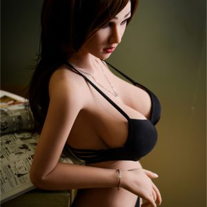 157cm Curvy Body Best Sexy Adult Dolls Brown Hair E Cup