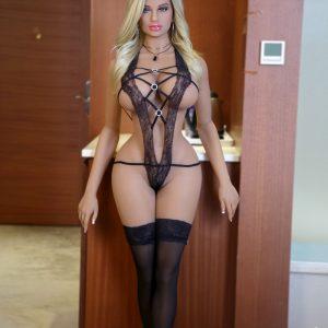 Female Blonde Long Hair Full Body For Men Tpe Sex Doll
