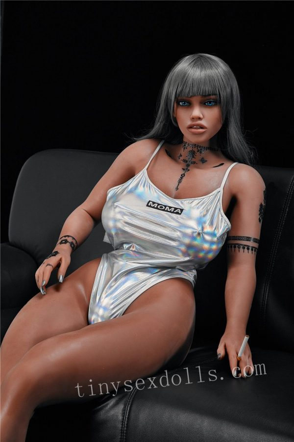 Female Black Huge Boob For Men Full Body Tpe Sex Doll