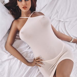 Female Slim Young Girl With Man's Huge Boobs Full Body Sex Doll