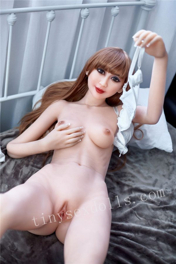Asian Long-haired Beauty With Huge Boobs Full-body Man Tpe Sex Doll