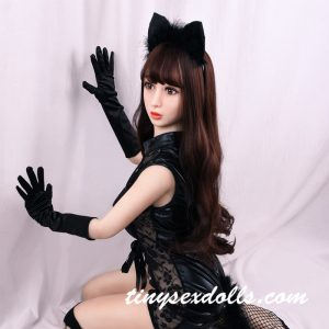 Female Huge Boob Catwoman For Men Tpe Sex Doll