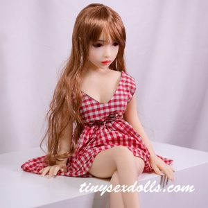 Small Breasts Chinese Full Body Tpe Sex Dolls